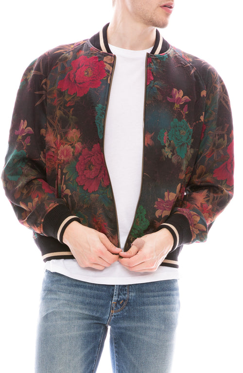 Reversible Bomber Jacket