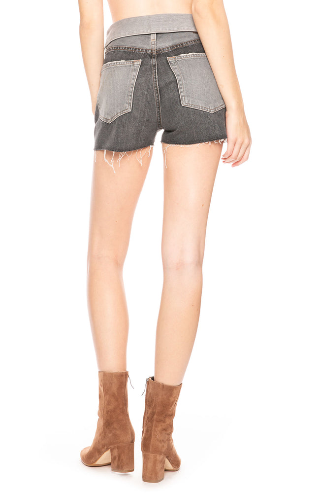 Jean Atelier Flip Shorts at Ron Herman
