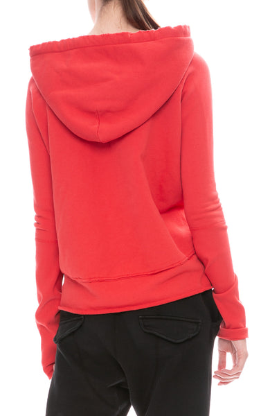 Nili Lotan Janie Sweatshirt with Hood