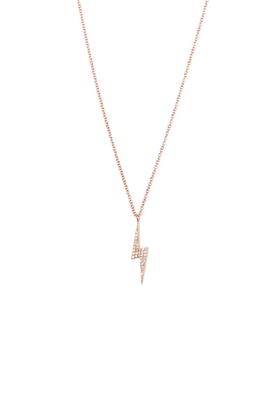 7d5544d42a698 Diamond Lighting Bolt Necklace