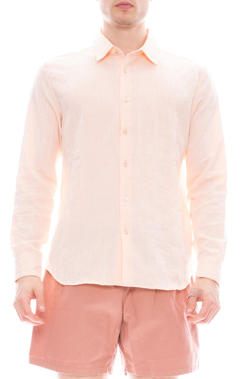A Kind Of Guise Flores Shirt in Apricot