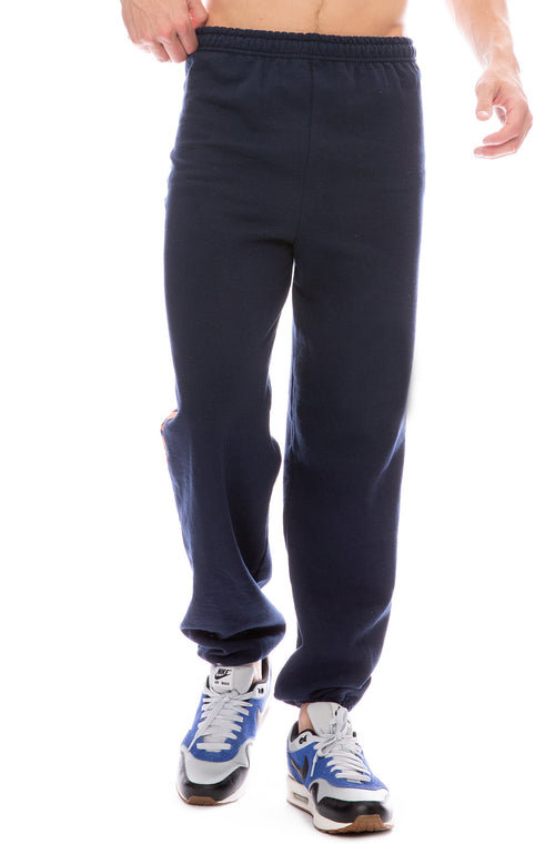 Free & Easy Sweatpants in Navy