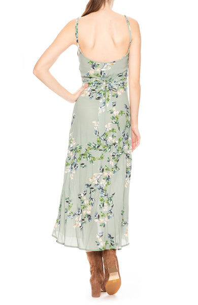 Flynn Skye Hazel Midi Dress at Ron Herman