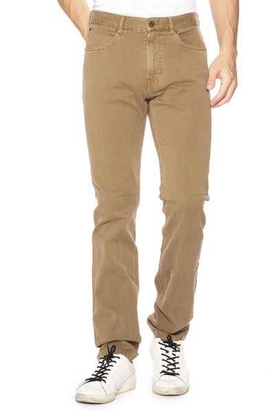 Billy Reid 5 Pocket Corduroy Pant in Rubber at Ron Herman