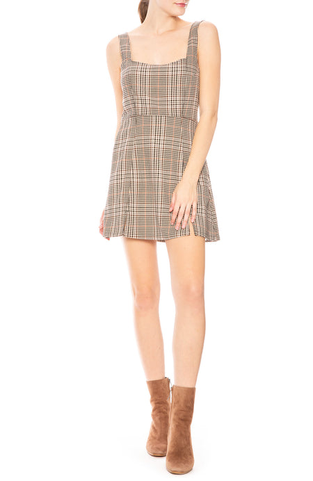 Lennox Plaid Dress
