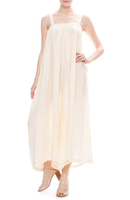 Black Crane Wide Leg Jumper in Cream