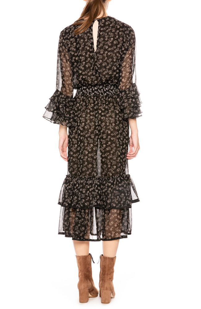 Misa Los Angeles Gordana Flowy Dress at Ron Herman