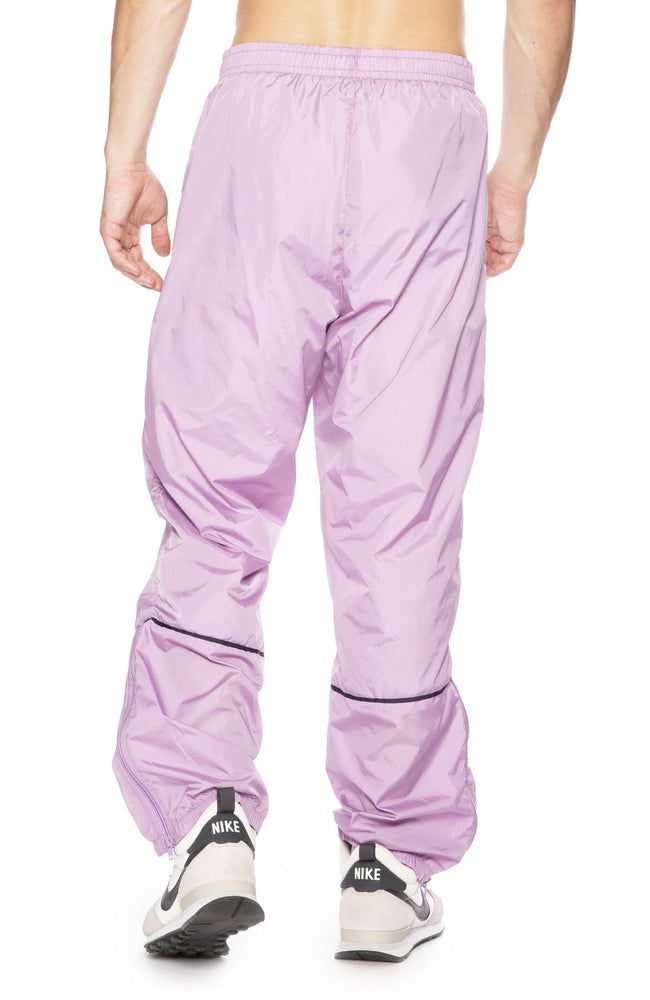 Acne Studios Nylon Pant in Lilac Purple