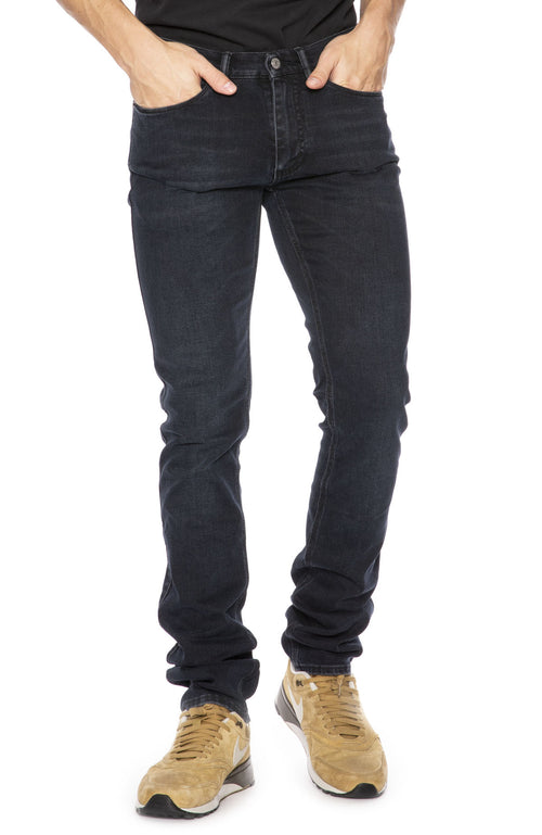 Acne Studios Max Jean in Blue Black