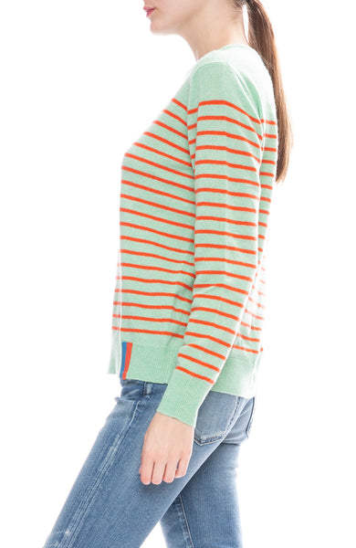 Kule Striped Sophie Sweater