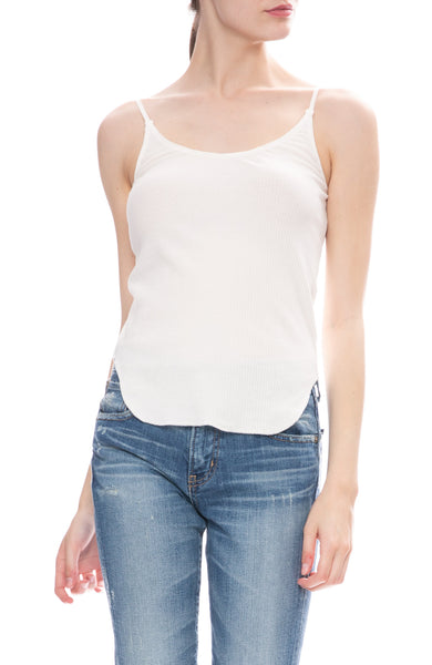 Moussy Vintage Basic Cami in Off White
