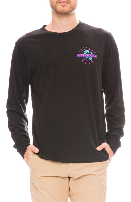 International Long Sleeve T-Shirt