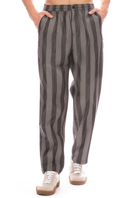 Bryan Diamond Stripe Pants
