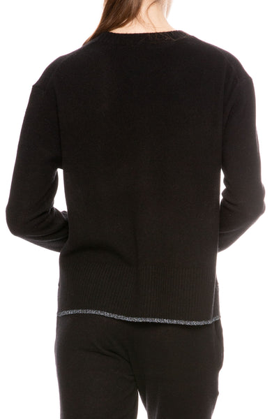 Morgan Lane Charlee Cashmere Sweater at Ron Herman