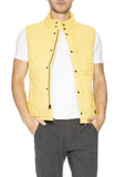 Relwen Dual Combat Jacket in Khaki with Removable Yellow Vest Insert