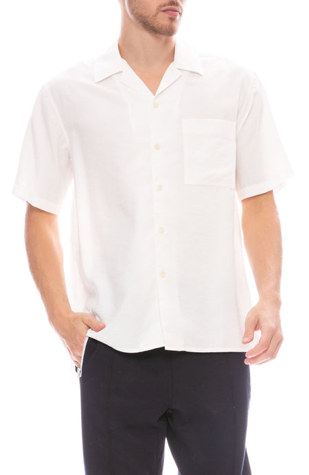 Button Down Camp Shirt
