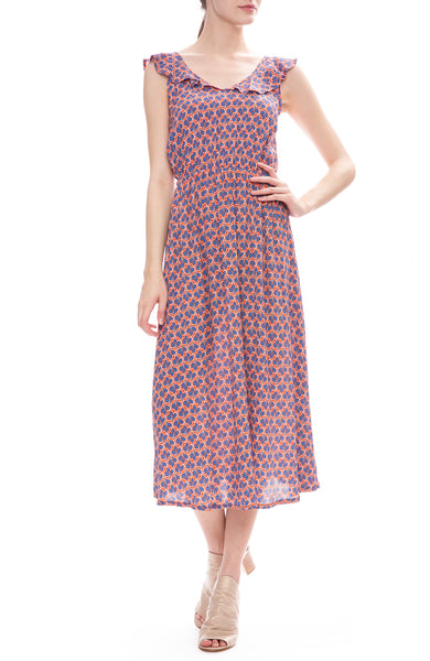 MKT Remani Print Midi Dress