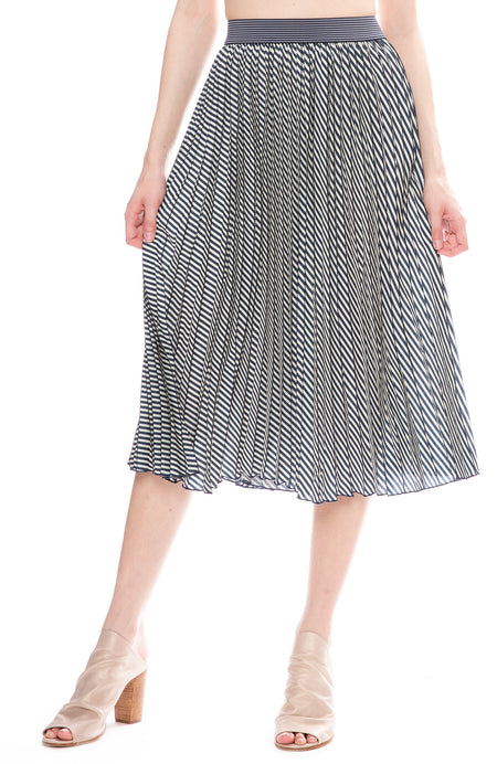 Jigou Pleated Skirt