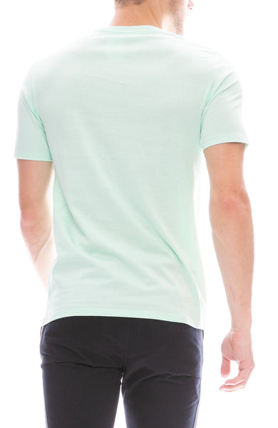 Measure Cotton T-Shirt