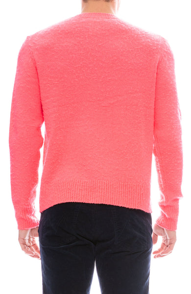 Peel Wool Cashmere Sweater