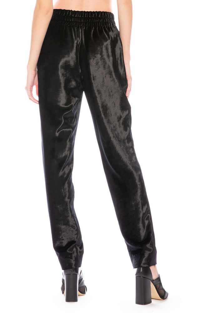 Jason Wu Velvet Pants at Ron Herman