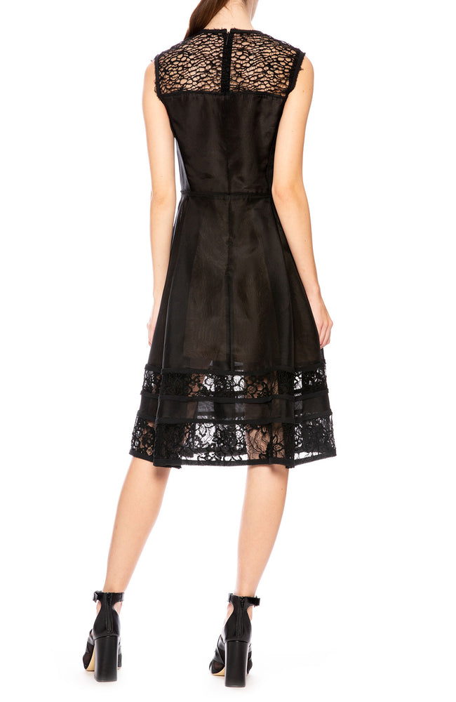 Jason Wu Lace and Silk Dress at Ron Herman
