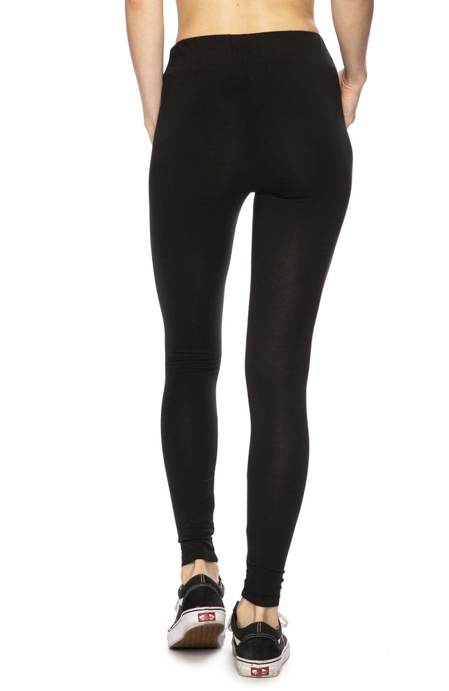 Stateside Jersey Leggings in Black at Ron Herman