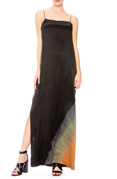 Ombre Column Gown