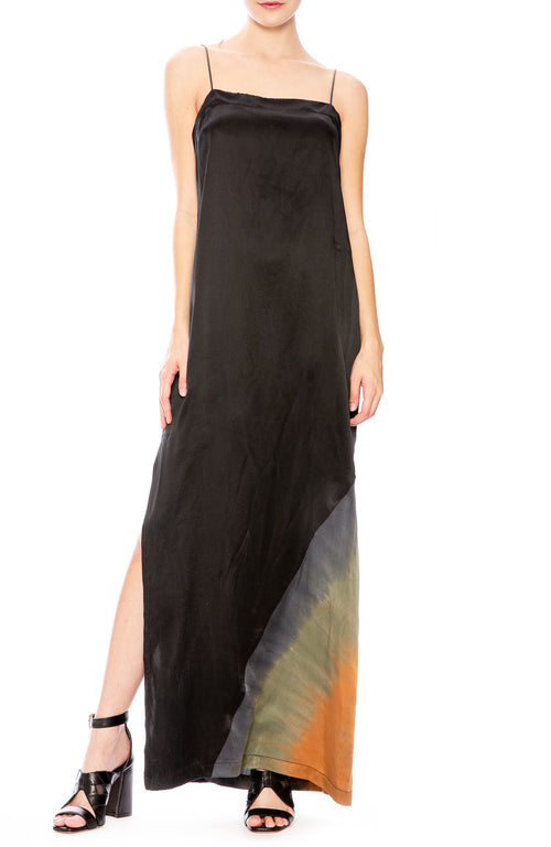 Raquel Allegra Ombre Column Gown at Ron Herman