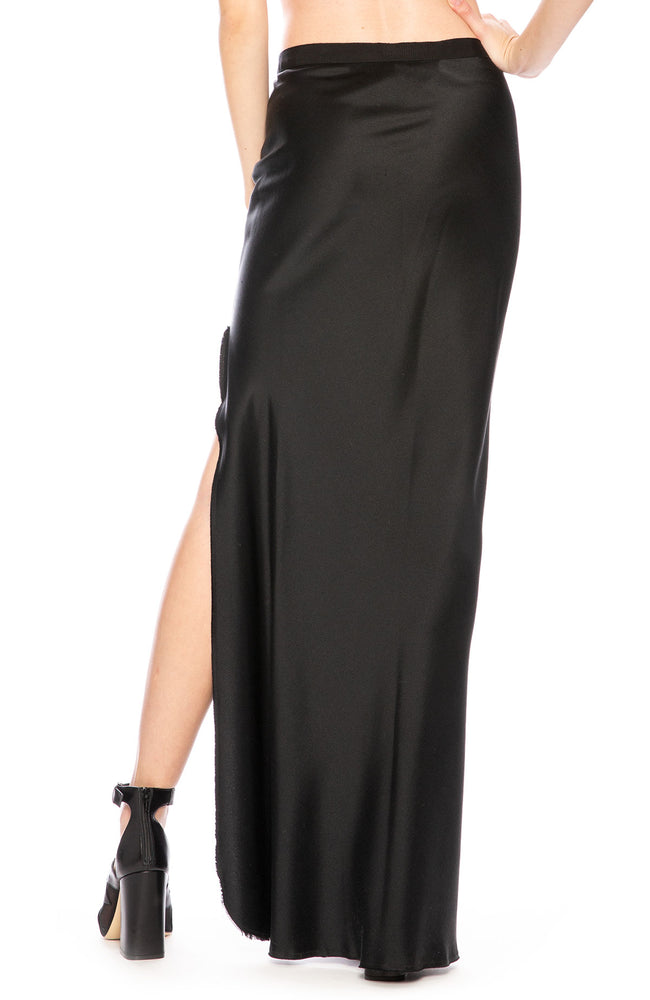 Wear It To Heart Black Romcamo High Waist Legging at Ron Herman