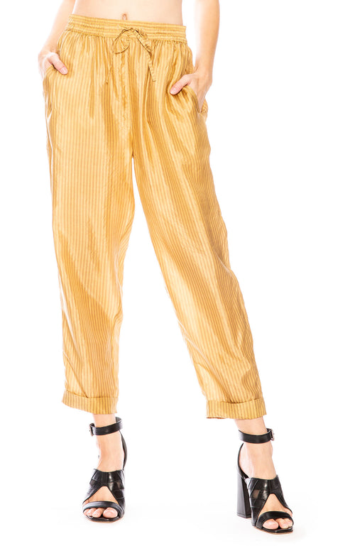 Mes Demoiselles Melomane Stripe Pants at Ron Herman