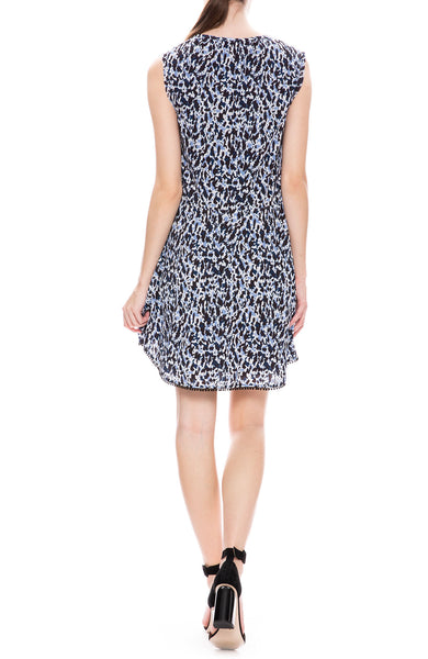 Derek Lam 10 Crosby Mini Pom Pom Water Color Dress at Ron Herman