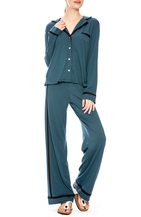 Bella Long Sleeve Pajama Set