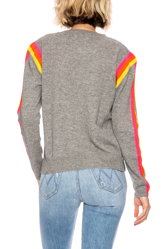 Jumper 1234 Stripe Cashmere Sweater at Ron Herman