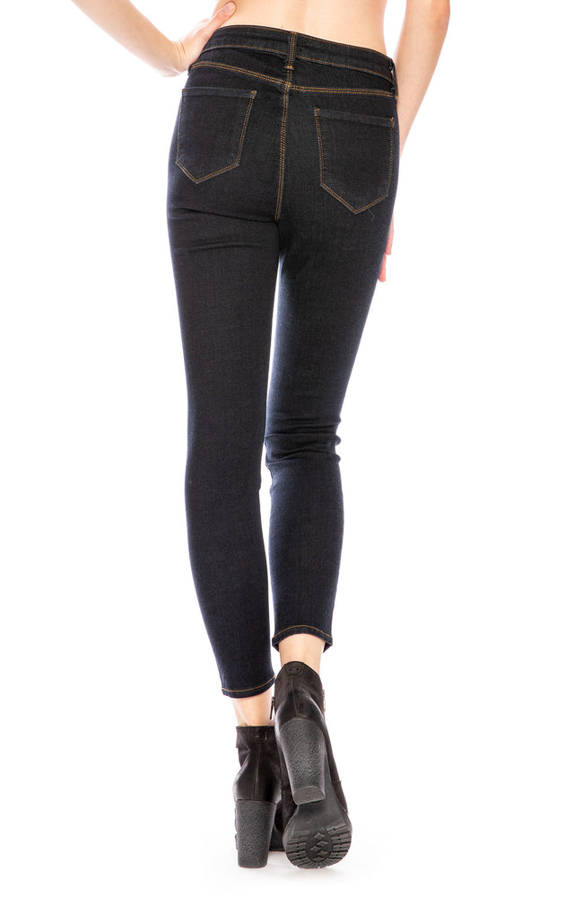 e4919fdce182 L Agence The Margot High Rise Skinny Jean at Ron Herman