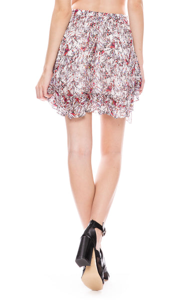 Iro Tide Ruffle Skirt at Ron Herman