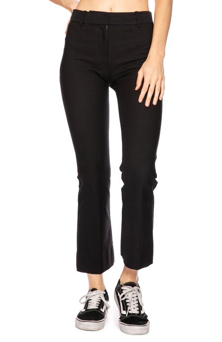 Crop Flare Trouser