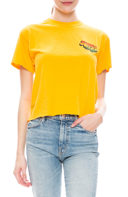 Free & Easy Bubble Logo T-Shirt at Ron Herman