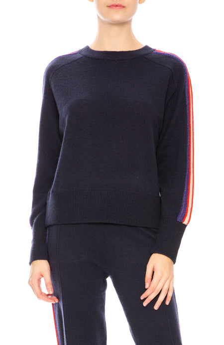 Willard Metallic Cashmere Sweater