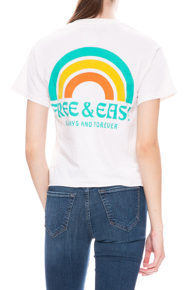 Free & Easy Over The Rainbow T-Shirt at Ron Herman