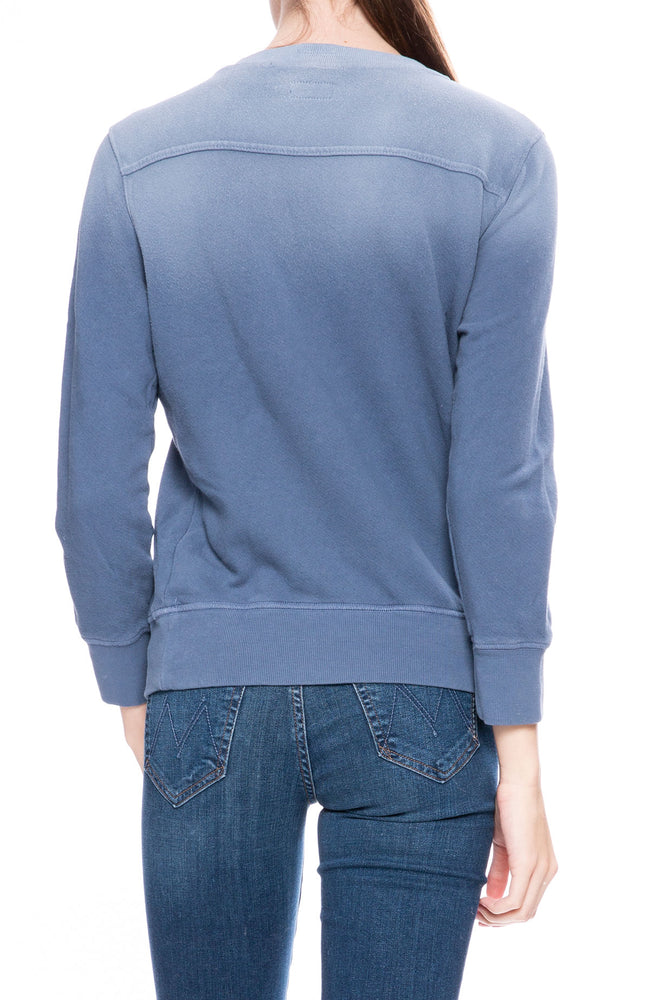 Mother Salty Pullover Sweatshirt at Ron Herman