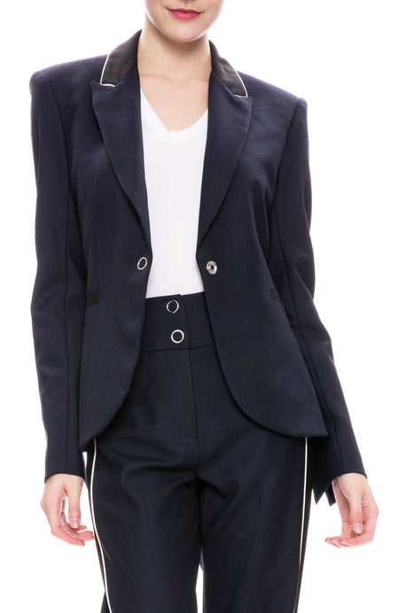 Ring Snap Blazer