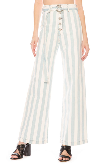 Charley Striped Jeans