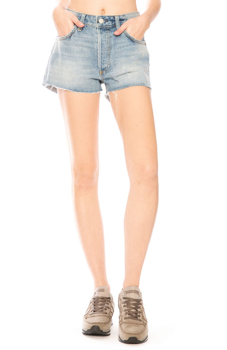 Cody High Rise Cut Off Shorts