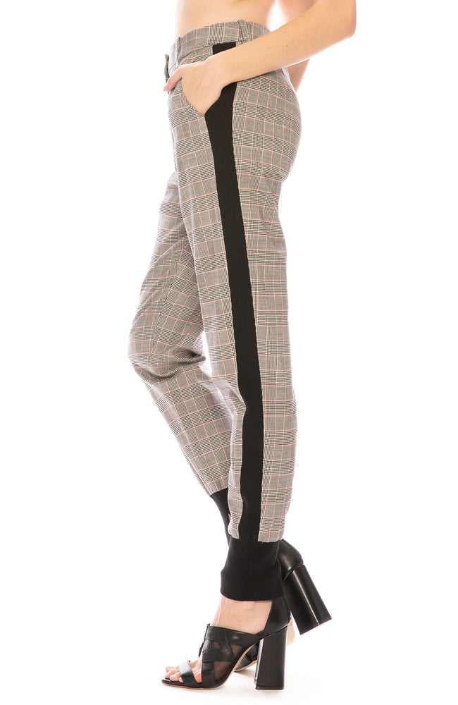 3.1 Phillip Lim Checkered Jogger Pant at Ron Herman