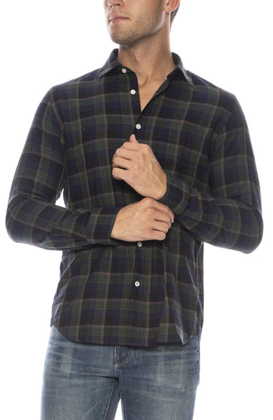 Storm Slim Fit Button Down Shirt
