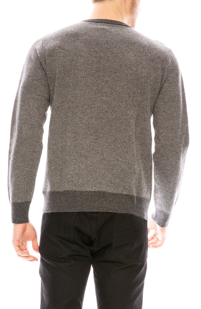 Hartford Birds Eye Knitted Pullover at Ron Herman