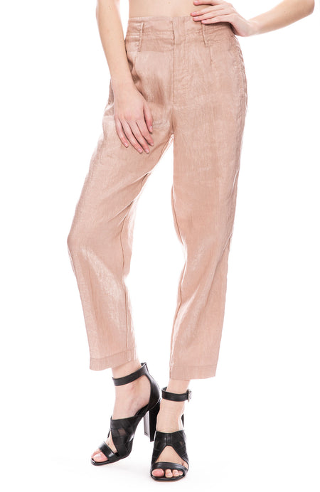 Iridescent Trouser Pants
