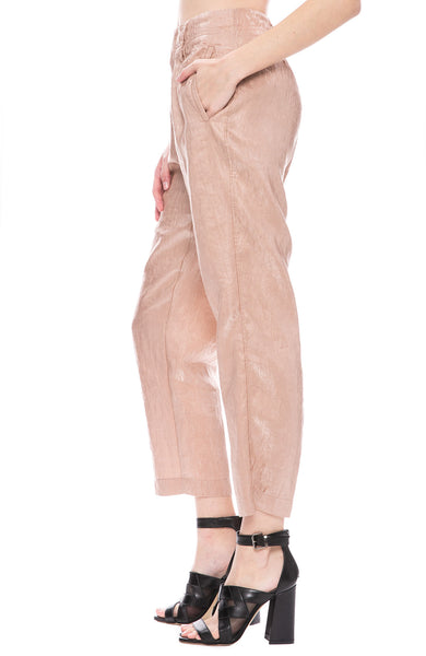 Forte Forte Iridescent Trouser Pants at Ron Herman