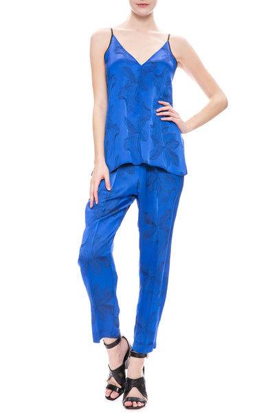 Forte Forte Sirena Top in Bluette